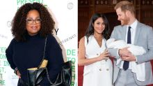 Oprah's special gift for the royal baby