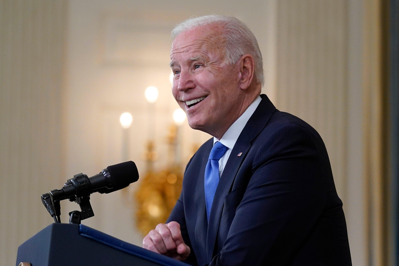 Biden releases tax returns, restoring WH tradition