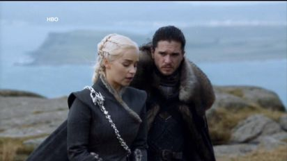 'Game of Thrones' actress Emilia Clarke talks about that shocking death