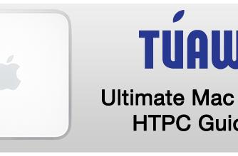 TUAW Guide: Setting up the Ultimate Mac mini Home Theater