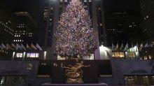 Der Weihnachtsbaum vor dem Rockefeller Center hat eine ganz besondere Geschichte