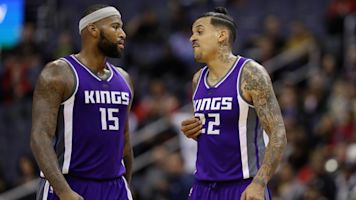 Boogie, ex-Kings lead to announcer's suspension