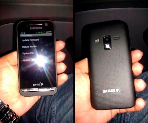 Samsung D600 leaks out as Conquer 4G, hints at Sprint release