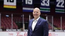 Canucks make front office changes, name Michael Doyle president