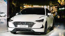 Novo Hyundai Sonata ganha versão híbrida com captação de energia solar