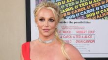 Britney Spears Shares Her 2020 Fitness Plans in New Instagram Post