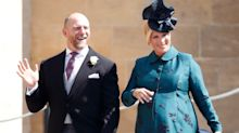 Zara Tindall gives birth to baby girl weighing 9lbs 3oz