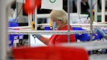 USA: Rebond de la production manufacturière