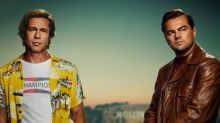 First poster for Quentin Tarantino's 'Once Upon a Time in Hollywood' prompts Photoshop jibes