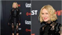 ¿Es este el peor look de Naomi Watts?