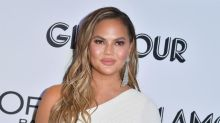 Chrissy Teigen's dad gets HUGE tattoo of her face to celebrate her birthday