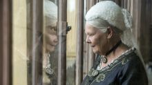 Dame Judi Dench's failing eyesight stops her from enjoying films