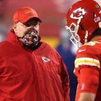 Andy Reid: Patrick Mahomes took all the snaps in practice and feels good