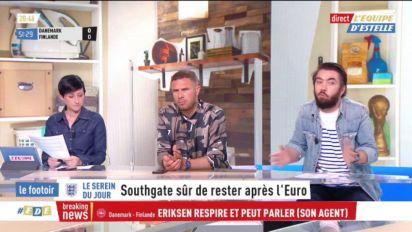 L'Équipe d'Estelle - replay : Le Footoir du 12 juin