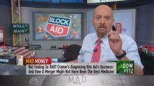 Cramer says Rite Aid's struggles are CVS's gain