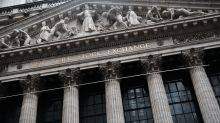 Stocks poised to snap 2-session rise on weak bank earnings, Huawei probe