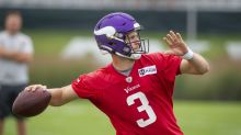 Browning 'taking charge' of Vikings, with other QBs absent