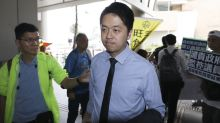 Lawmaker Ted Hui pleads not guilty to three charges over phone-snatching incident in Hong Kong Legislative Council