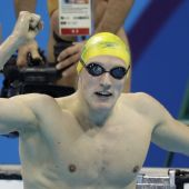 Men's 400 freestyle winner Mack Horton takes shot at dopers