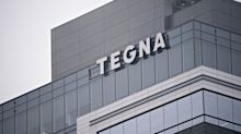Tegna Falls Most Since 2008 After Apollo Is Said to End Talks