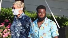 Ellen DeGeneres Spends Time with Kevin Hart After Actor Defended Her amid Talk Show Scandal