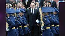 Fighting Strains Ukraine Ceasefire, Putin Urges Dialogue