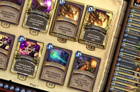 Hearthstone: A look at the Warlock metagame