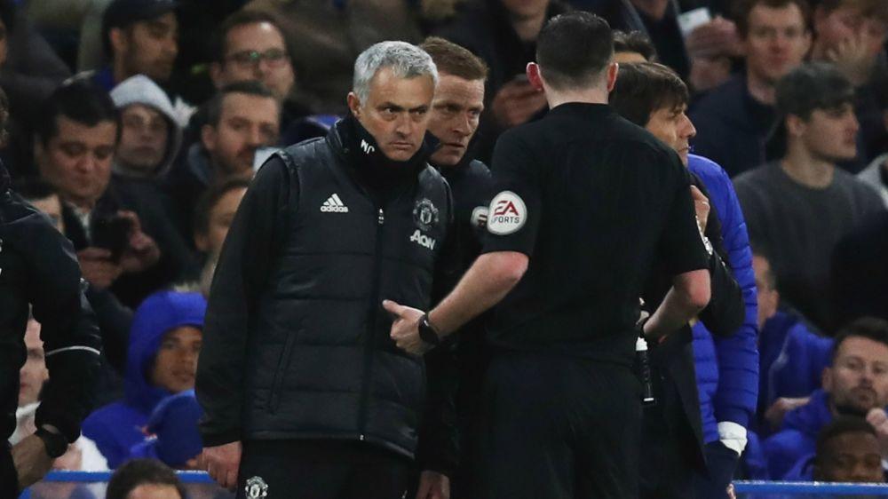 """Mourinho, durísimo con el calendario: """"A la Premier League le importamos una mierda"""""""