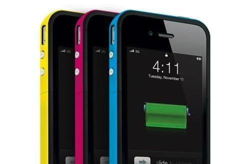 Mophie Juice Pack Plus 'more than doubles' iPhone 4 battery life