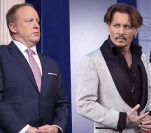 White House wants more 'outrage' over Johnny Depp comments