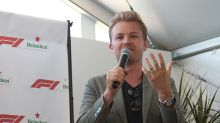 Nico Rosberg: I've always been the boring, sensible guy (when not being arrested)