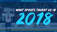 Jack and Soph: What sports taught us in 2018