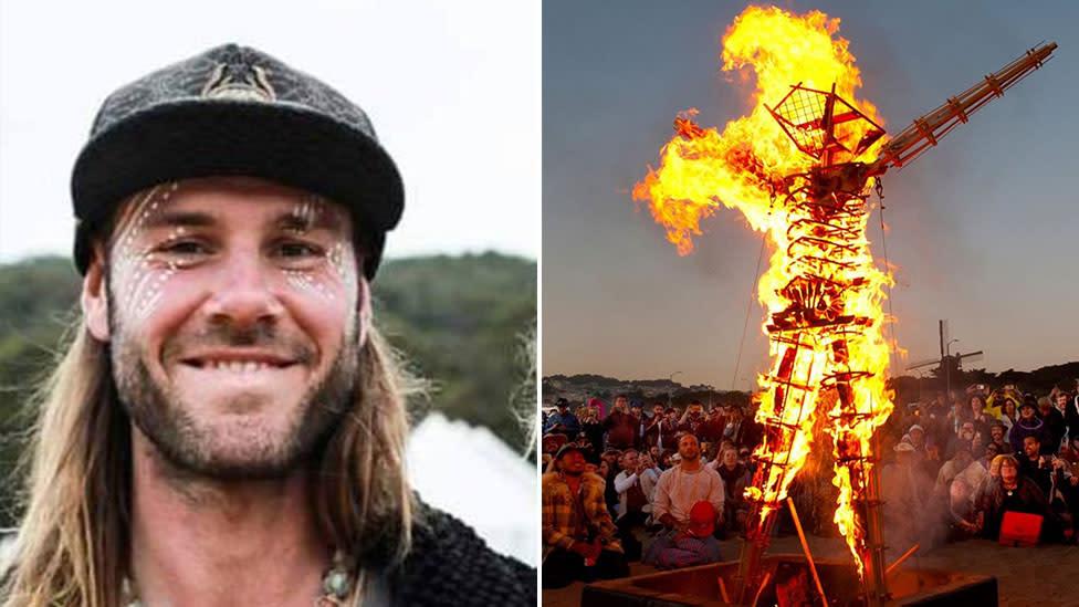 New Zealand man found dead at Burning Man festival campsite