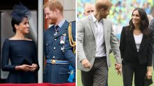 Harry and Meghan's cutest moments this week
