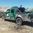Deadly Blast Rocks Charikar As Afghan President Holds Nearby Rally