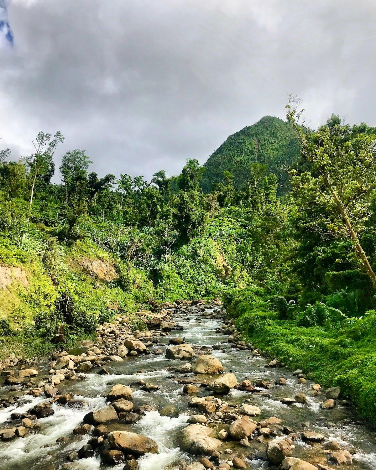 I Survived the Most Exhilarating Hike in the Caribbean; Katherine Parker-Magyar; Brit + Co