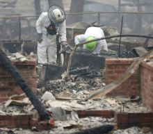 Crews search for California fire victims as list of missing grows