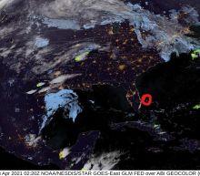 Fireball incoming - meteor streaks across South Florida's night sky, shocking residents