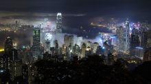 Risks Mount for Hong Kong After Economy Shrank in 2019