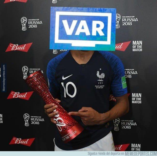 ¡Francia se corona campeón del mundo! Aquí los mejores mejores memes de la gran final contra Croacia