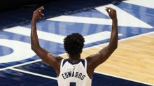 Anthony Edwards Named to 2020-21 NBA All-Rookie First Team