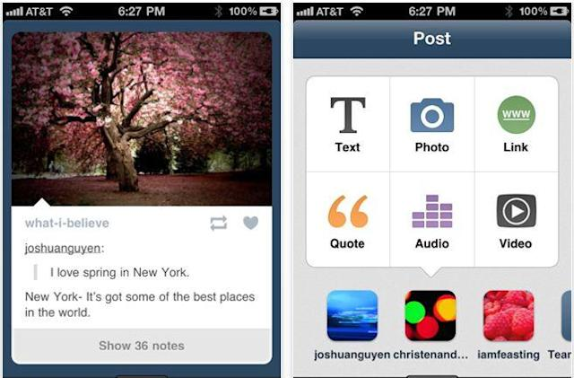 TUAW's Daily iPhone App: Tumblr