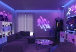 Nanoleaf Lines are customizable smart light bars