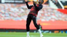 Foot - ANG - MU - Manchester United : Paul Pogba a repris l'entraînement après son contrôle positif au Covid-19