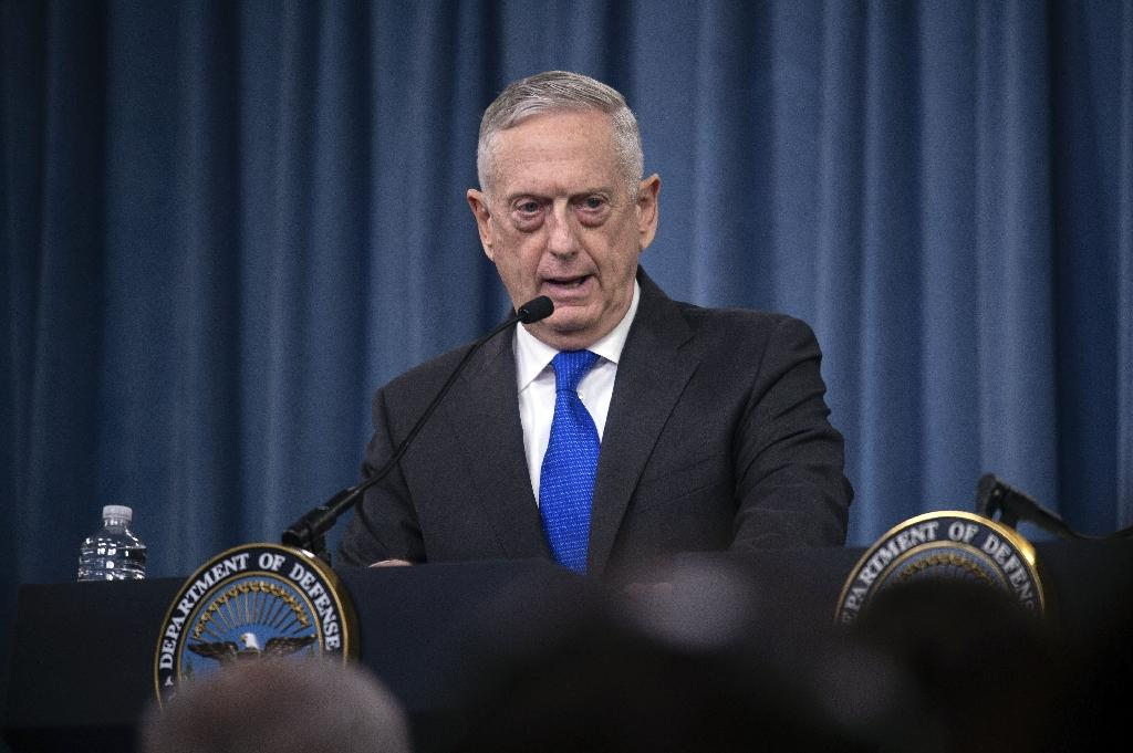 US Defense Secretary Jim Mattis is accusing Russia of having meddled in the 2018 midterm elections