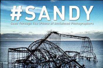 New book highlighting Hurricane Sandy to feature only iPhone photos