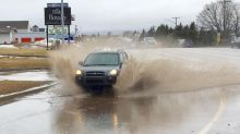 'They've splashed on purpose': Drenching a pedestrian could cost you
