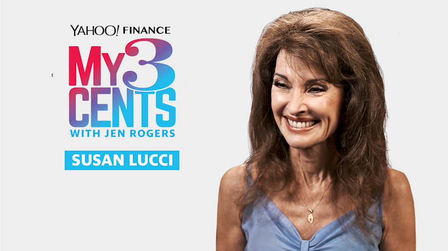 Susan Lucci on taking chances and taking a tumble: 'My Three Cents' with Jen Rogers