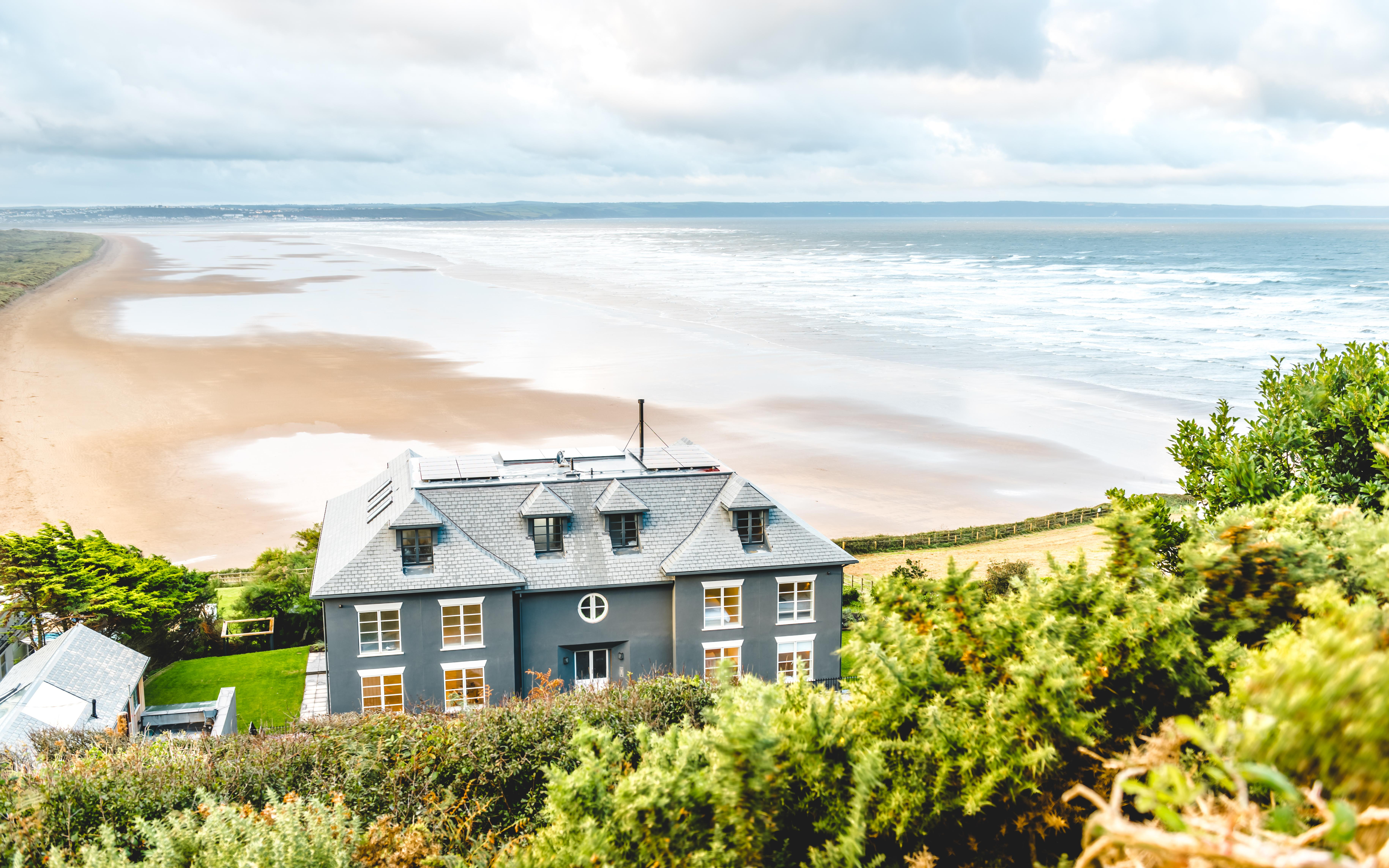 <p>Whisk your family away to Saunton Sands, a wonderful stretch of coastline in North Devon. The waves are great for surfing, and there are plenty of excellent trails nearby for dog walks. Newly-opened Chalet Saunton has direct beach access and offers a range of family-friendly activities, including surf lessons, horseback riding, cycling and fishing. There is currently an Easter offer of seven nights for the price of five in a three-bedroom apartment, which costs from £60 per person per night, based on a family of six sharing, until April 16. <em>[Photo: Chalet Saunton]</em> </p>