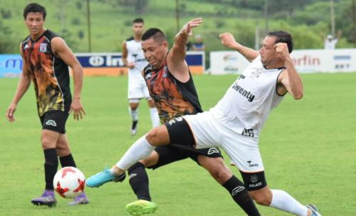 Fue un día de amistosos para varios equipos paraguayos